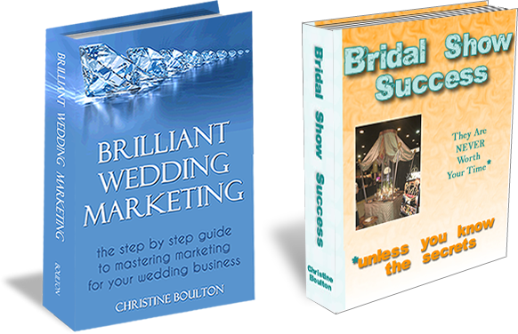 Brilliant Wedding Marketing and Bridal Show Success