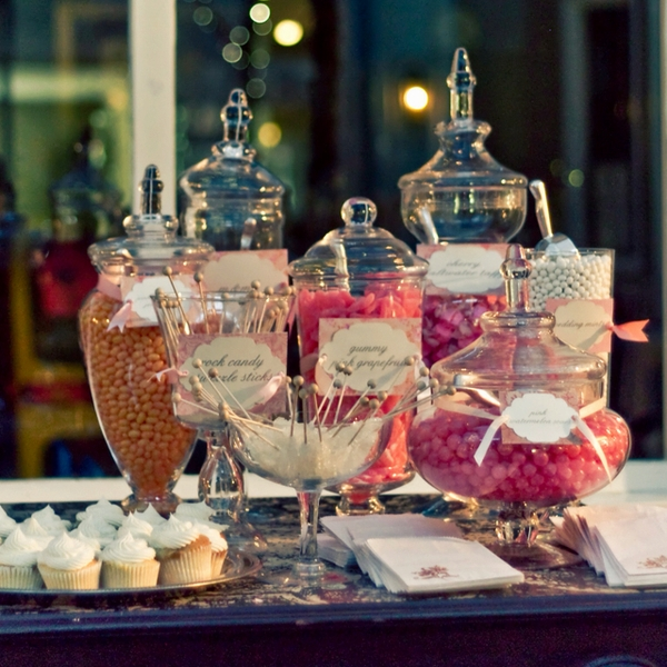 Candy Bar For Wedding Ideas: Writing Great Blog Posts For Your Wedding Business