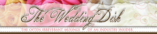 Old wedding dish header